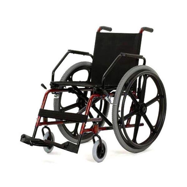 Cadeira de Rodas Manual Cantu Plus - Jaguaribe